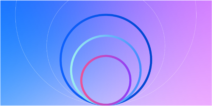 Shape, background pattern, circleDescription automatically generated