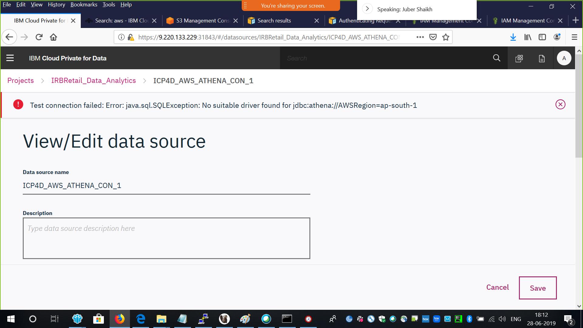 Cloud Pak for Data - Cloud Pak for Data