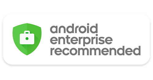 Android Enterprise Recommended Badge