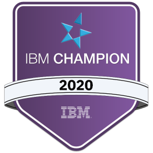 IBM Champion 2020
